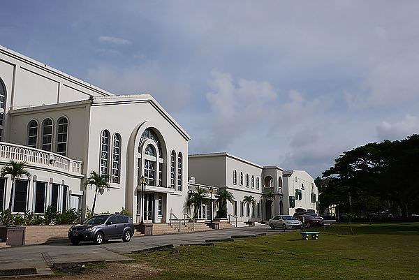 聖母瑪莉亞教堂 Nombre de Maria Cathedral-Basilica