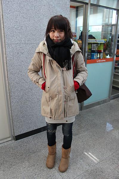 小賴~Q(看起來也頗保暖)