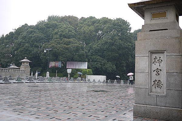 想說來去明治神宮走走好了!! 畢竟...我來東京第3次,還沒來過明治神宮耶 XDDDDD